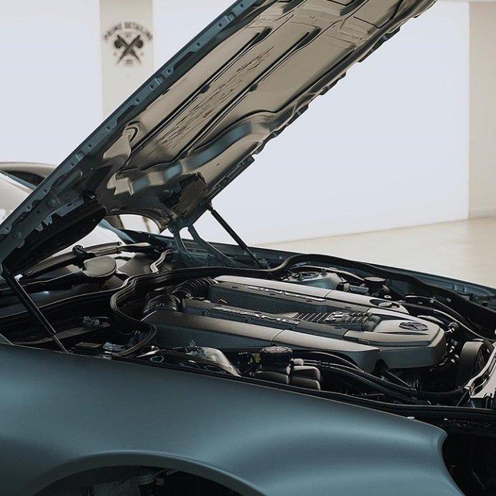 Mercedes-Benz SL55 AMG R230 (27)