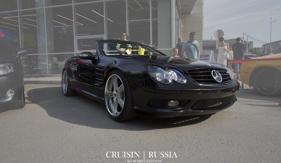Mercedes-Benz SL55 AMG R230 (30)