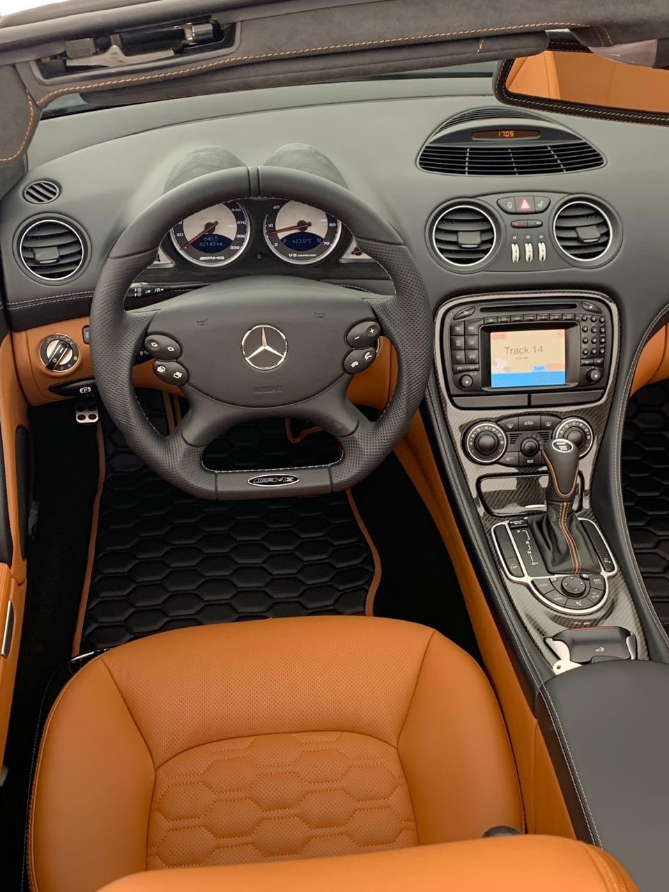 Mercedes-Benz SL55 AMG R230 (36)