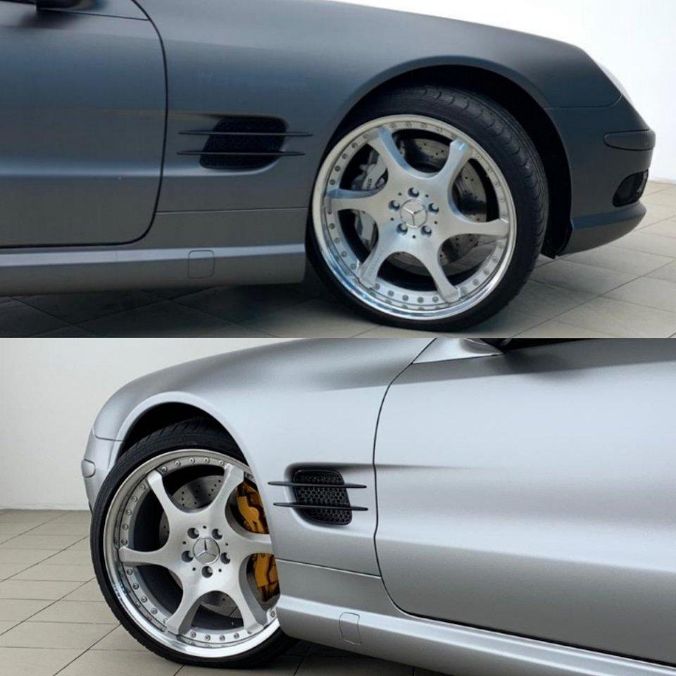 Mercedes-Benz SL55 AMG R230 (37)