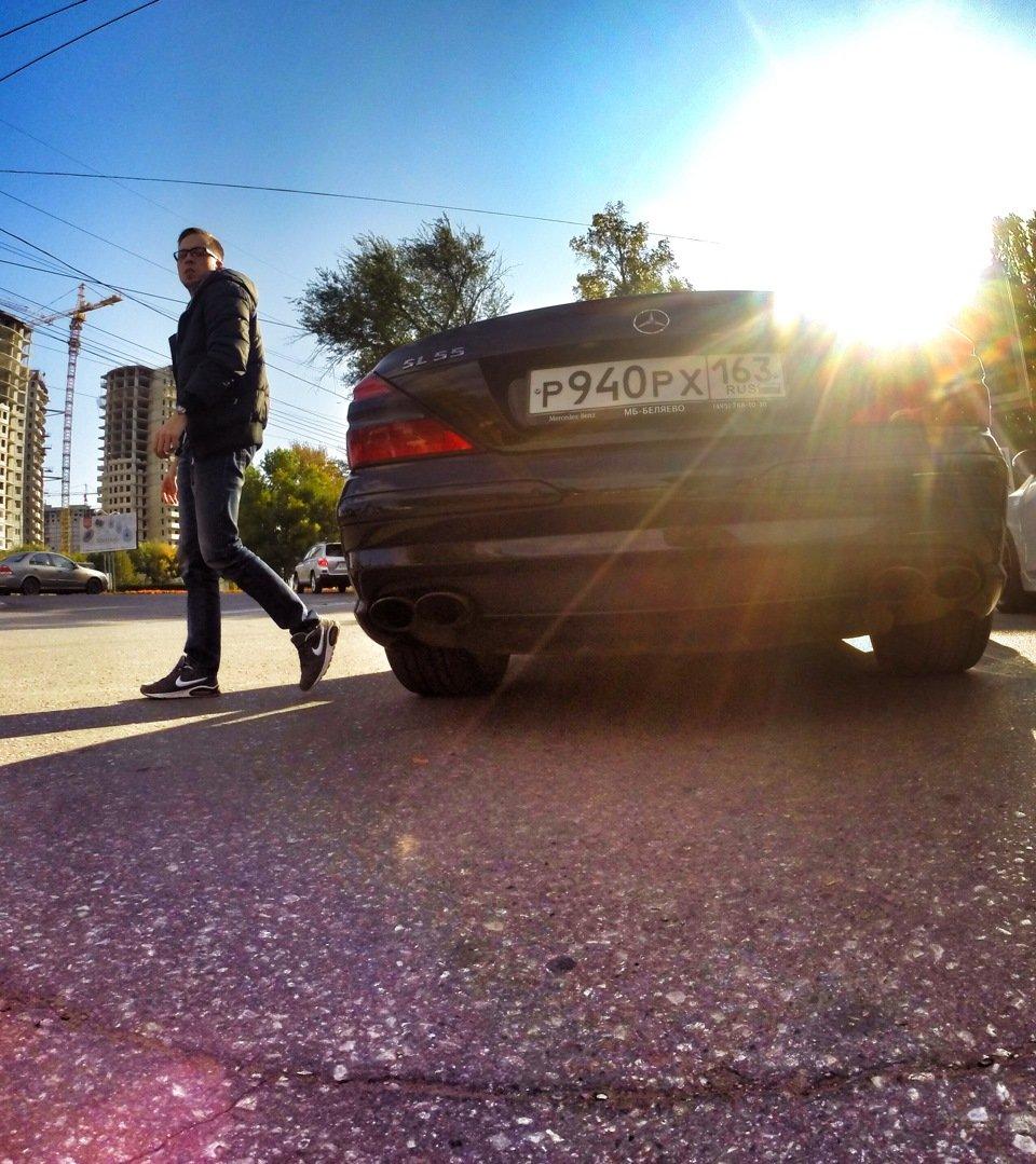 Mercedes-Benz SL55 AMG R230 (3)