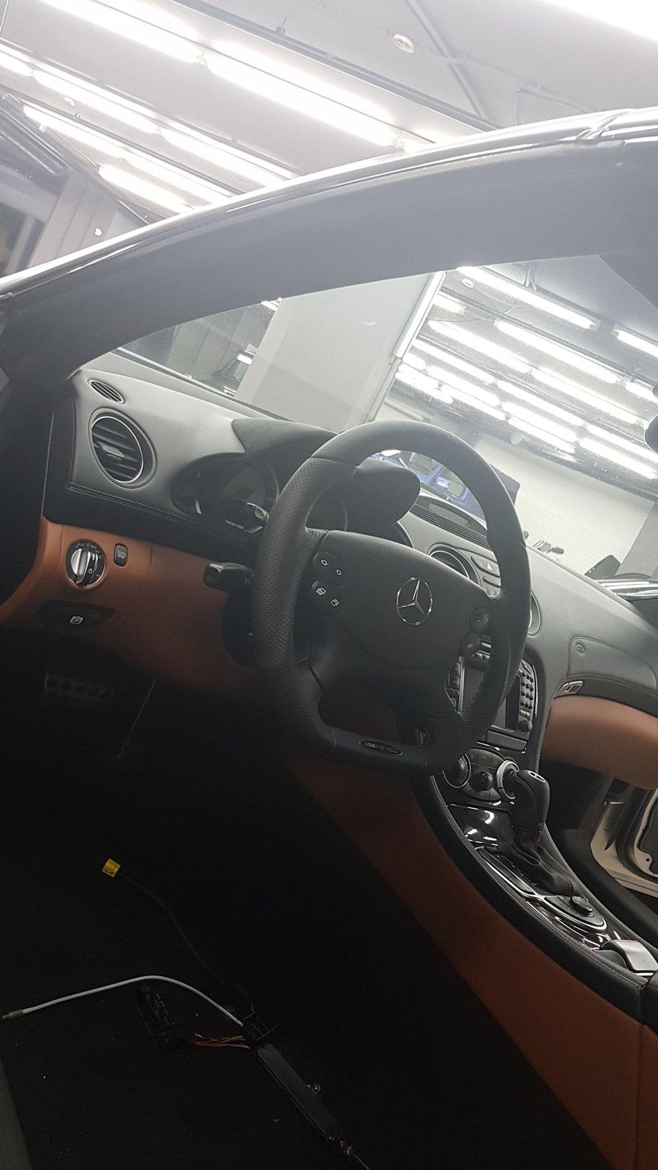 Mercedes-Benz SL55 AMG R230 (40)