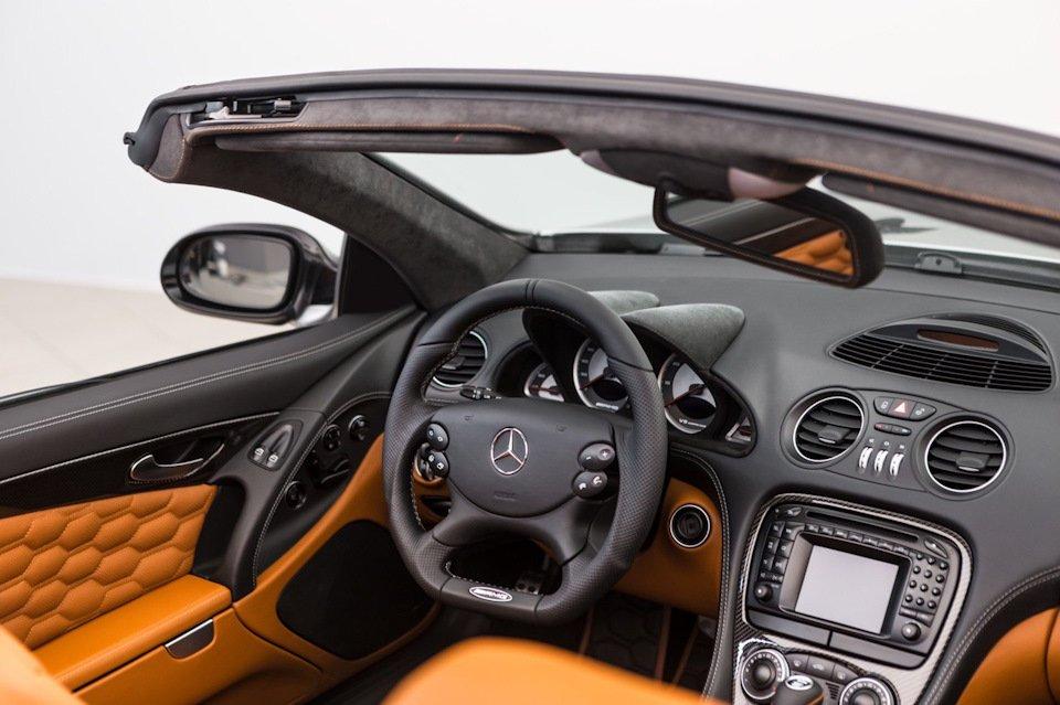 Mercedes-Benz SL55 AMG R230 (41)