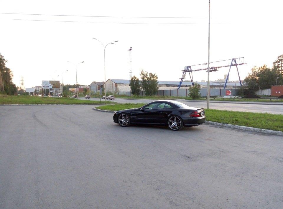 Mercedes-Benz SL55 AMG R230 (52)