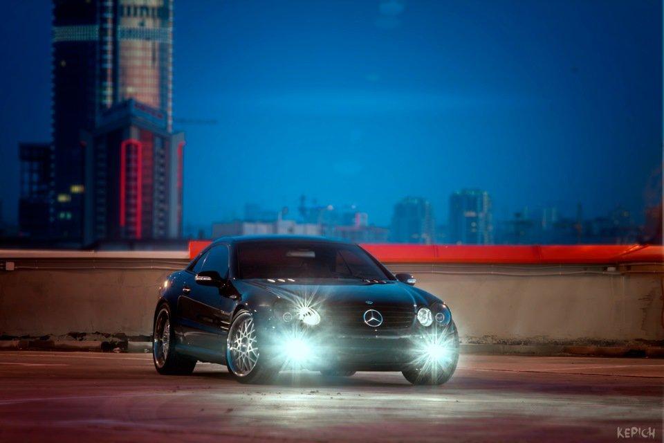 Mercedes-Benz SL55 AMG R230 (59)