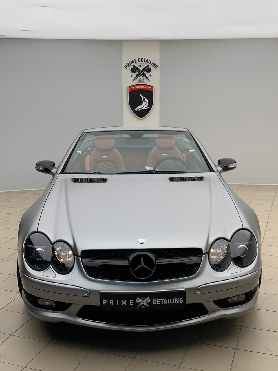 Mercedes-Benz SL55 AMG R230 (5)