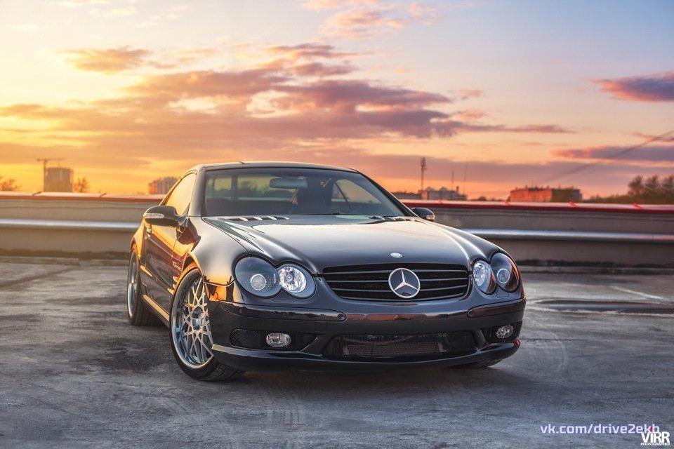 Mercedes-Benz SL55 AMG R230 (63)