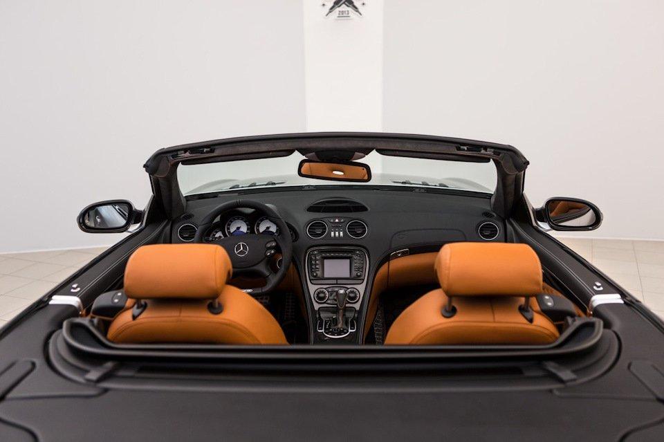 Mercedes-Benz SL55 AMG R230 (6)