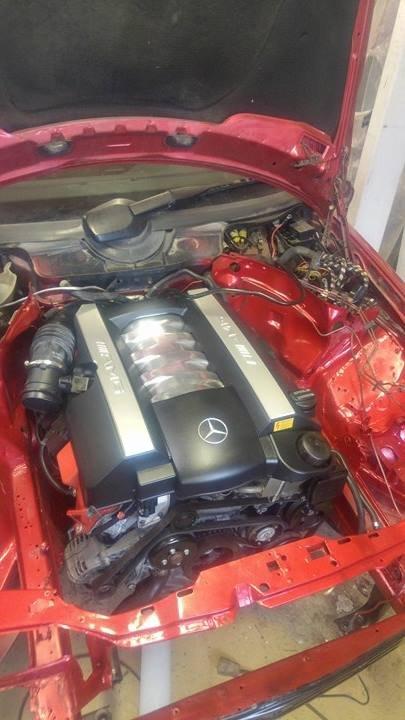 Mercedes-Benz W124 CE55 (27)