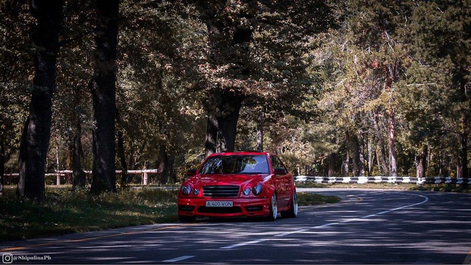 Mercedes-Benz W210 Е55K Kleemann (103)