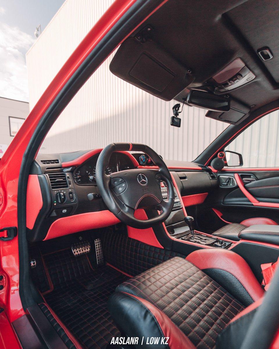 Mercedes-Benz W210 Е55K Kleemann (109)