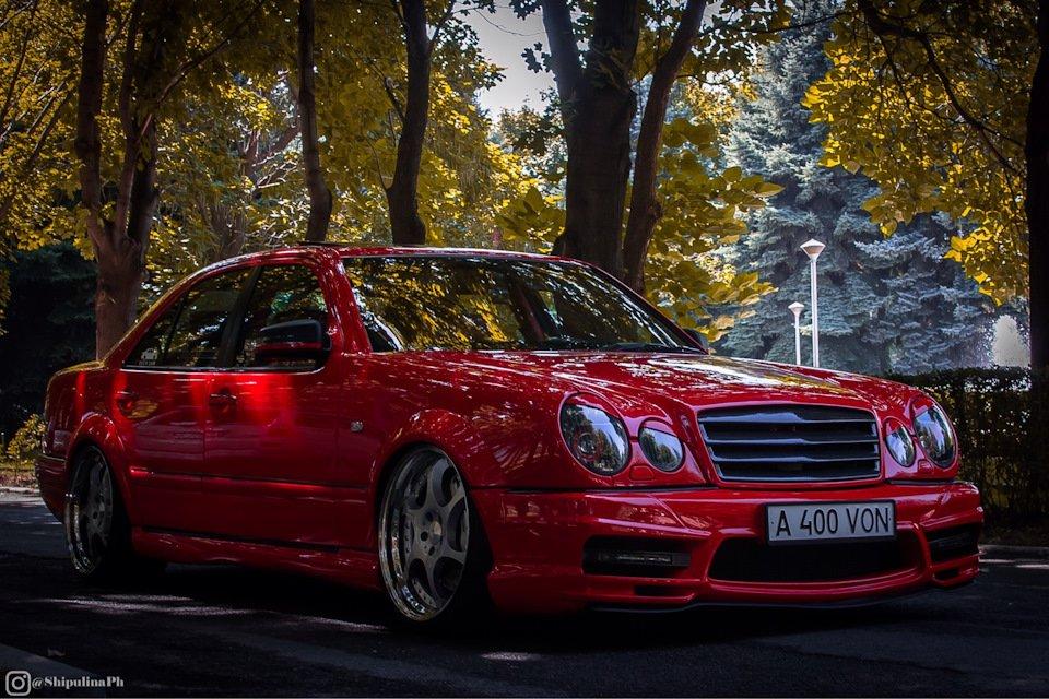 Mercedes-Benz W210 Е55K Kleemann (10)