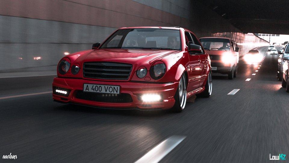 Mercedes-Benz W210 Е55K Kleemann (111)