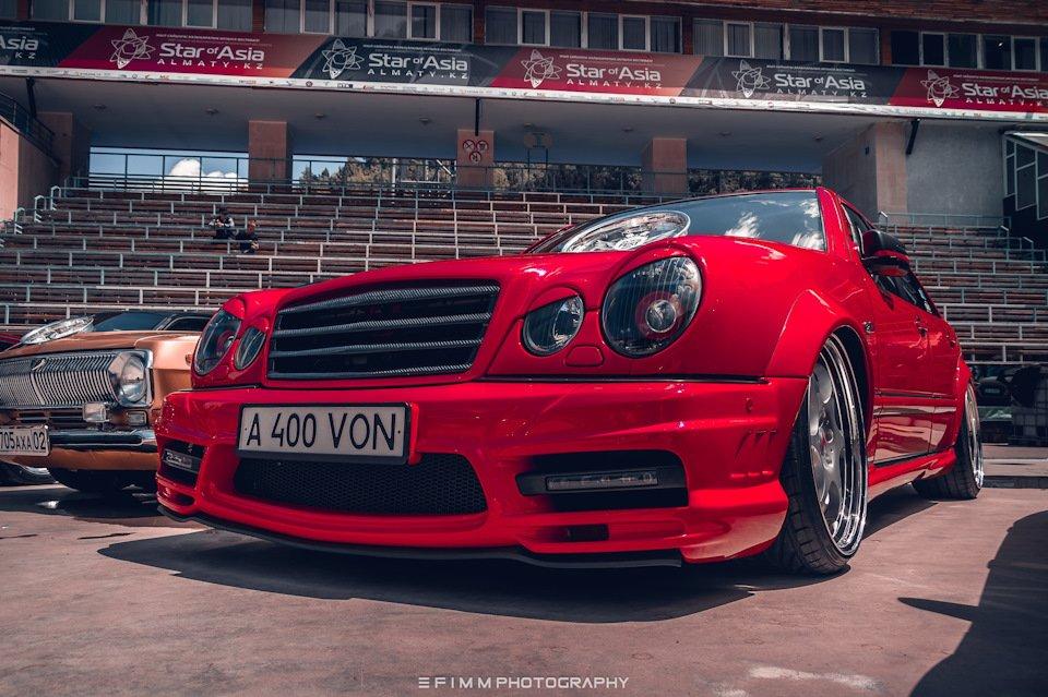 Mercedes-Benz W210 Е55K Kleemann (112)