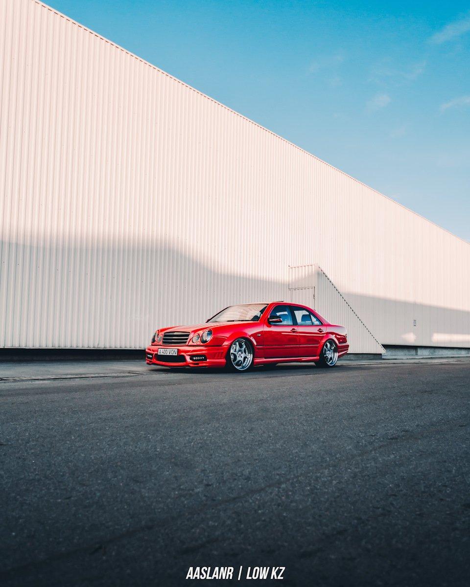 Mercedes-Benz W210 Е55K Kleemann (115)