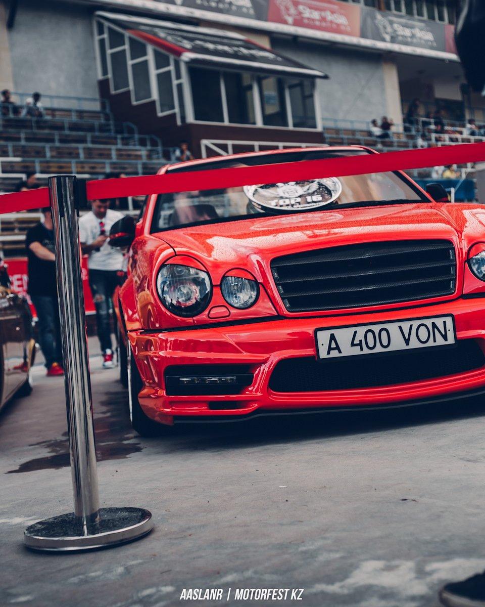 Mercedes-Benz W210 Е55K Kleemann (116)