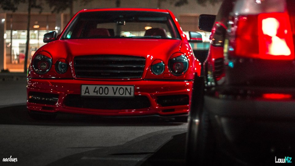Mercedes-Benz W210 Е55K Kleemann (119)