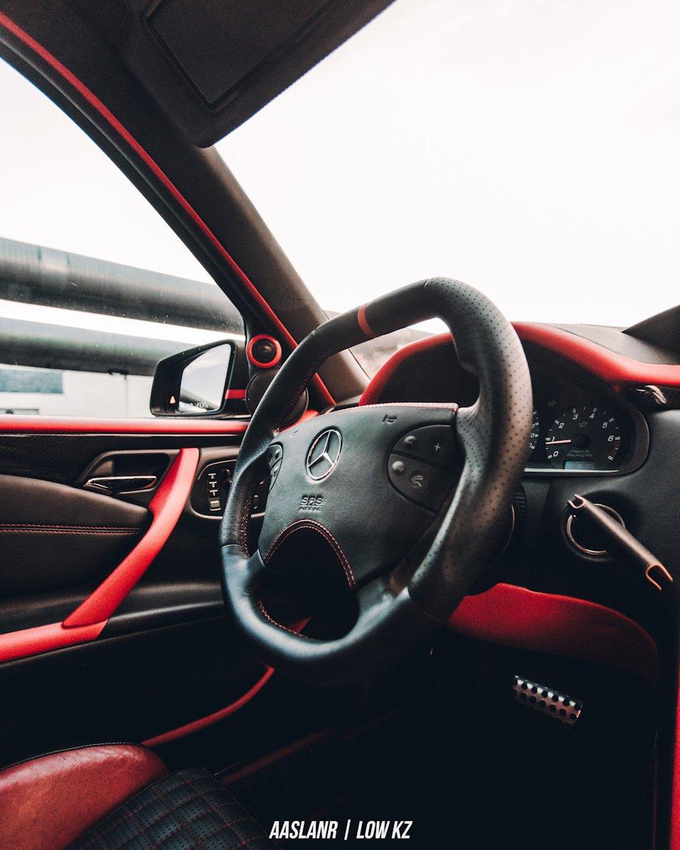 Mercedes-Benz W210 Е55K Kleemann (121)