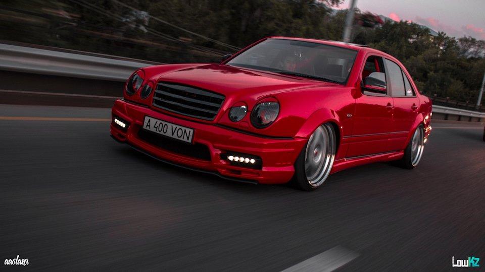Mercedes-Benz W210 Е55K Kleemann (122)