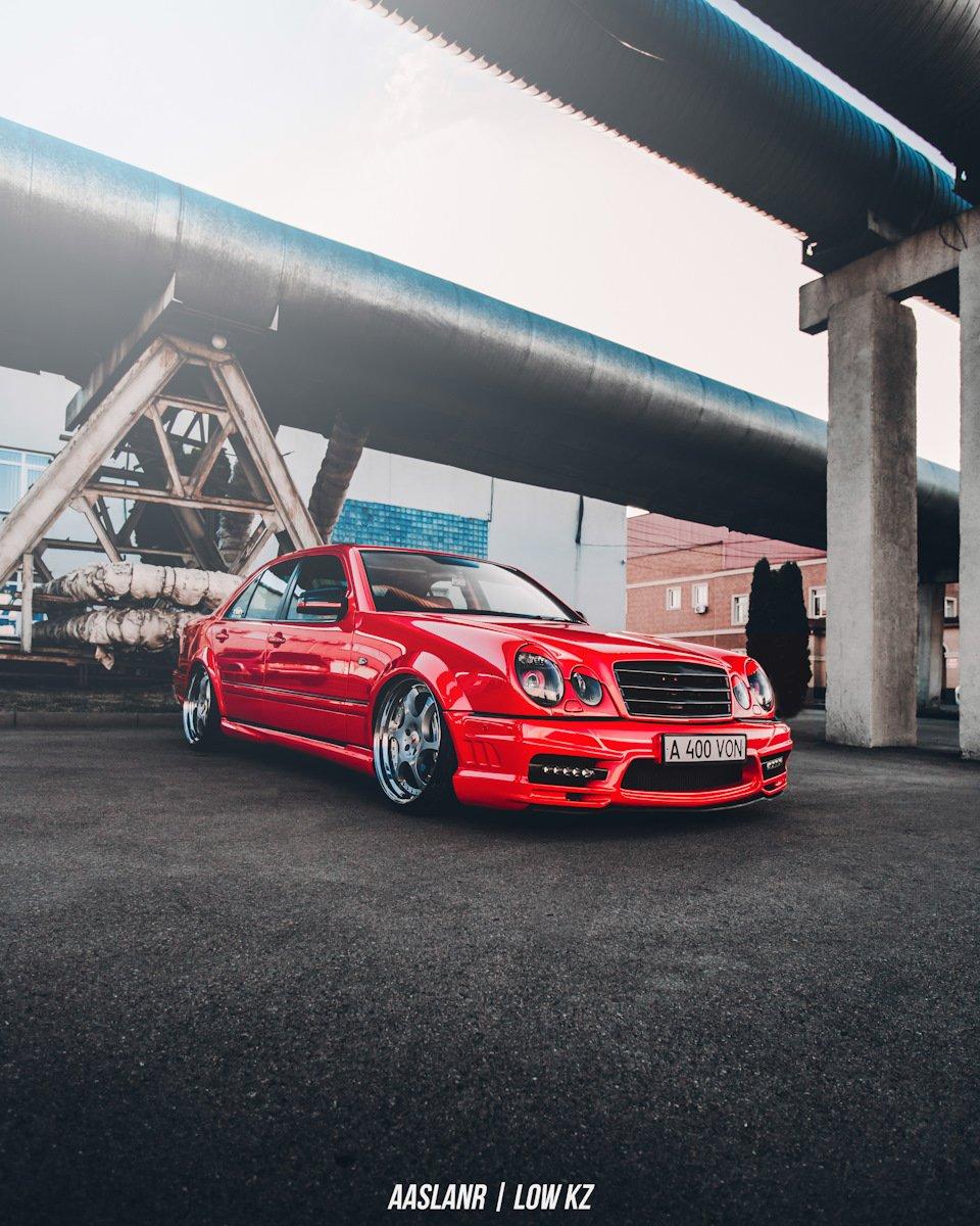 Mercedes-Benz W210 Е55K Kleemann (124)