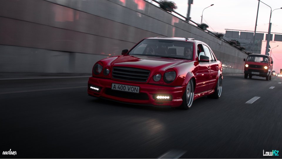 Mercedes-Benz W210 Е55K Kleemann (125)