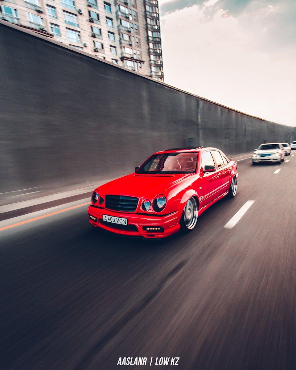 Mercedes-Benz W210 Е55K Kleemann (126)