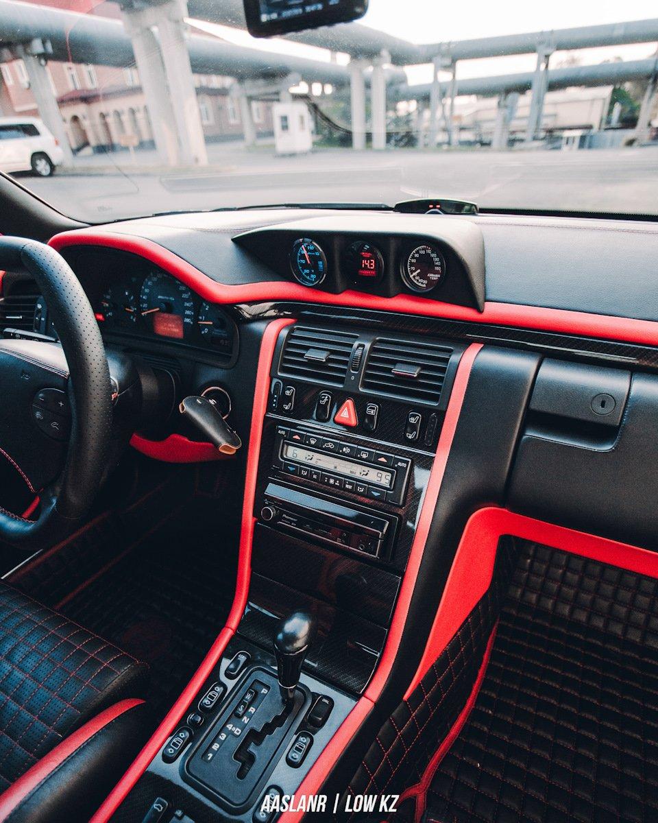 Mercedes-Benz W210 Е55K Kleemann (129)