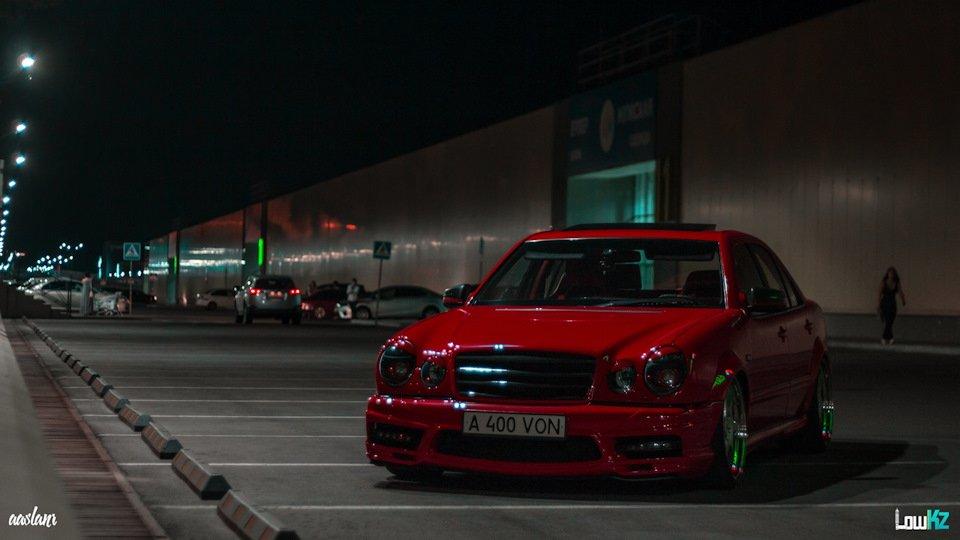 Mercedes-Benz W210 Е55K Kleemann (130)