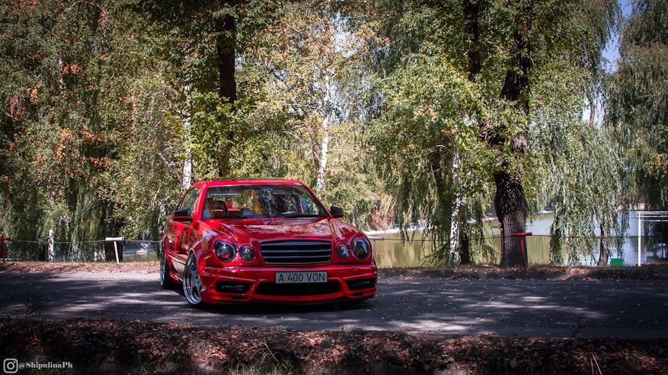 Mercedes-Benz W210 Е55K Kleemann (16)
