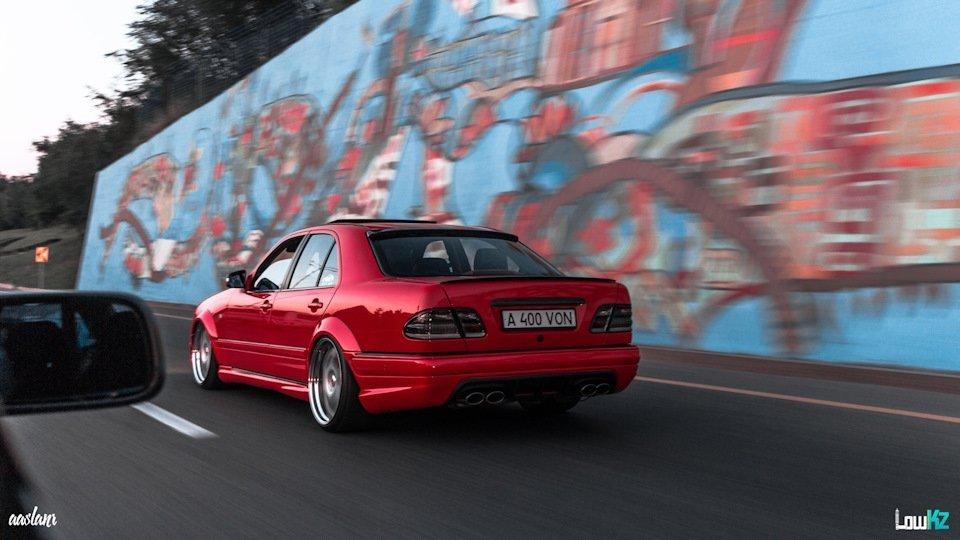 Mercedes-Benz W210 Е55K Kleemann (19)