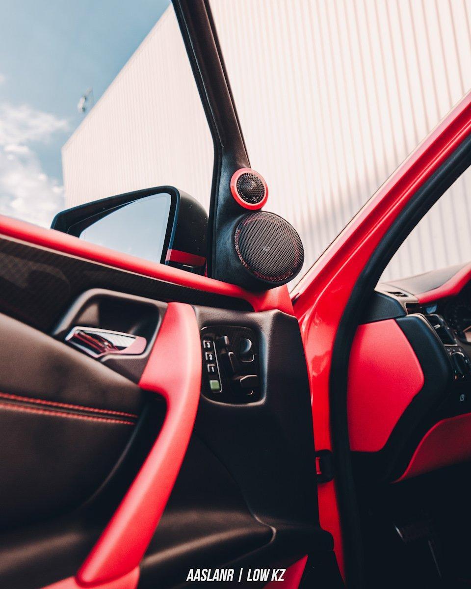 Mercedes-Benz W210 Е55K Kleemann (1)