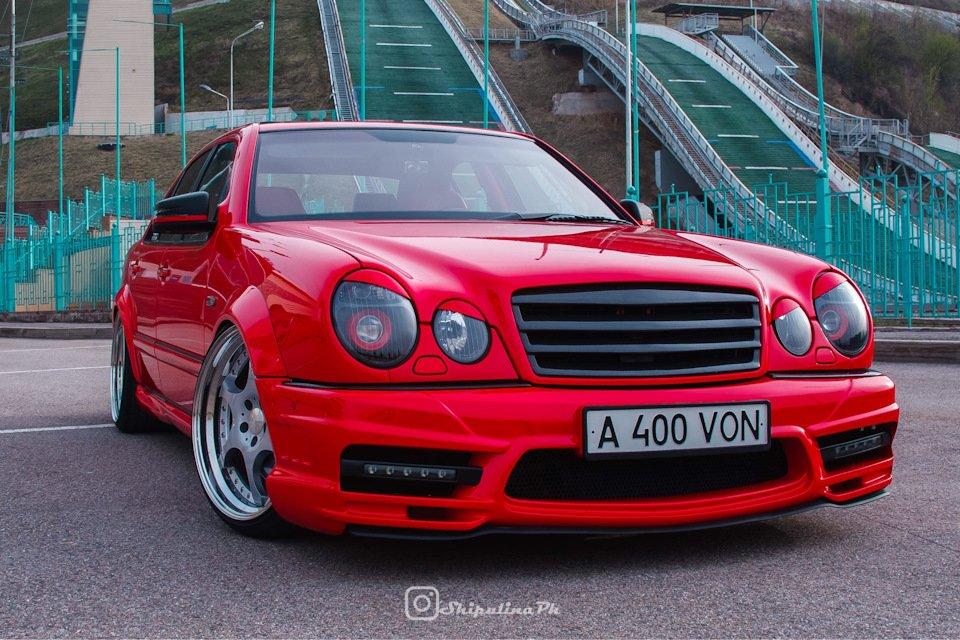 Mercedes-Benz W210 Е55K Kleemann (20)