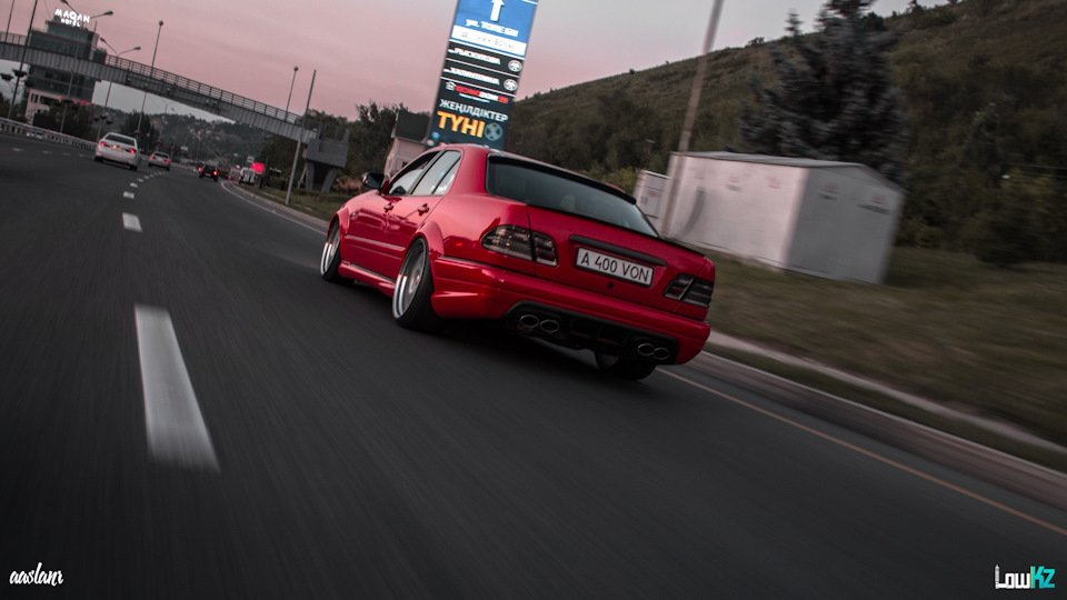 Mercedes-Benz W210 Е55K Kleemann (22)
