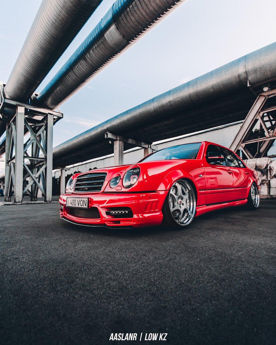 Mercedes-Benz W210 Е55K Kleemann (2)