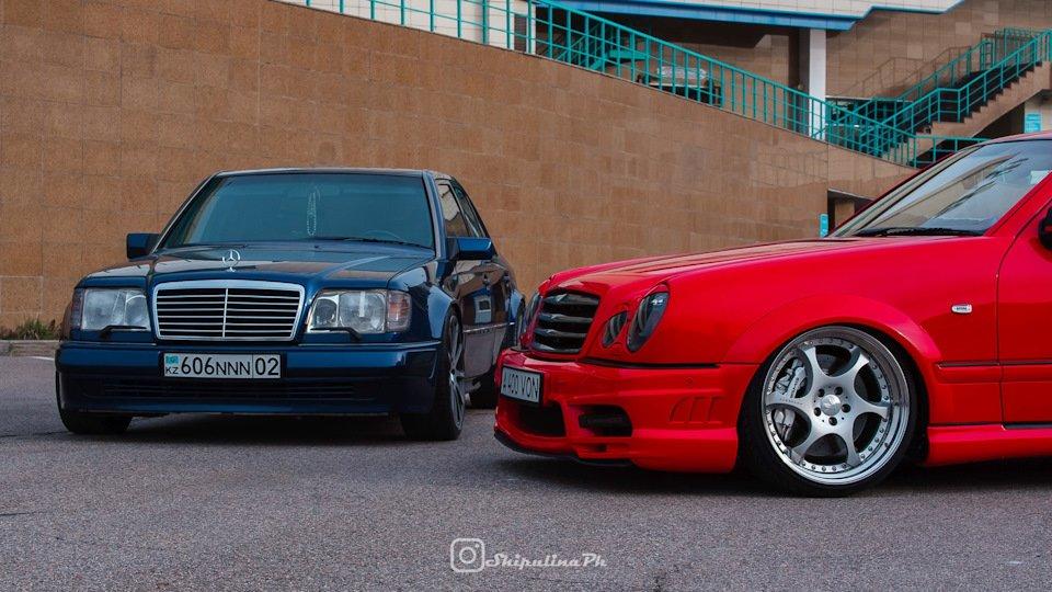 Mercedes-Benz W210 Е55K Kleemann (33)