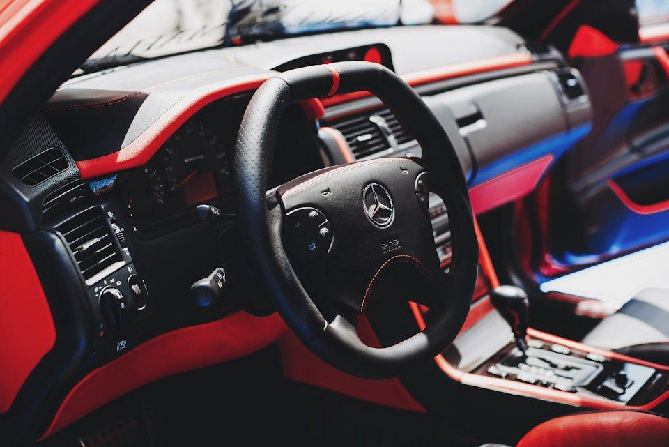 Mercedes-Benz W210 Е55K Kleemann (36)