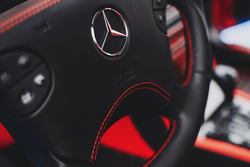 Mercedes-Benz W210 Е55K Kleemann (37)
