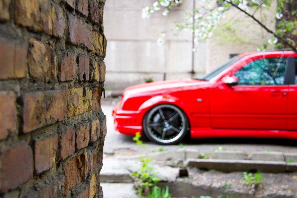 Mercedes-Benz W210 Е55K Kleemann (40)