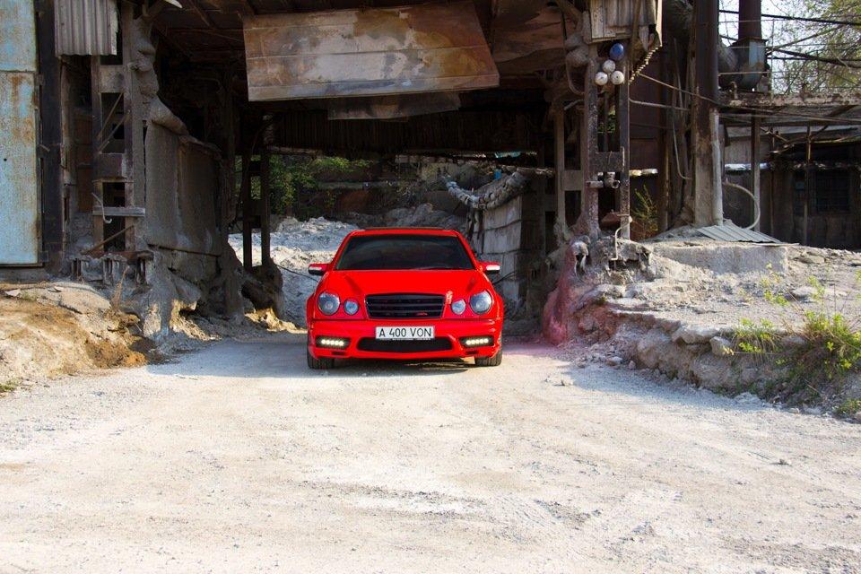 Mercedes-Benz W210 Е55K Kleemann (47)