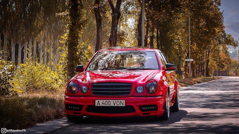 Mercedes-Benz W210 Е55K Kleemann (52)