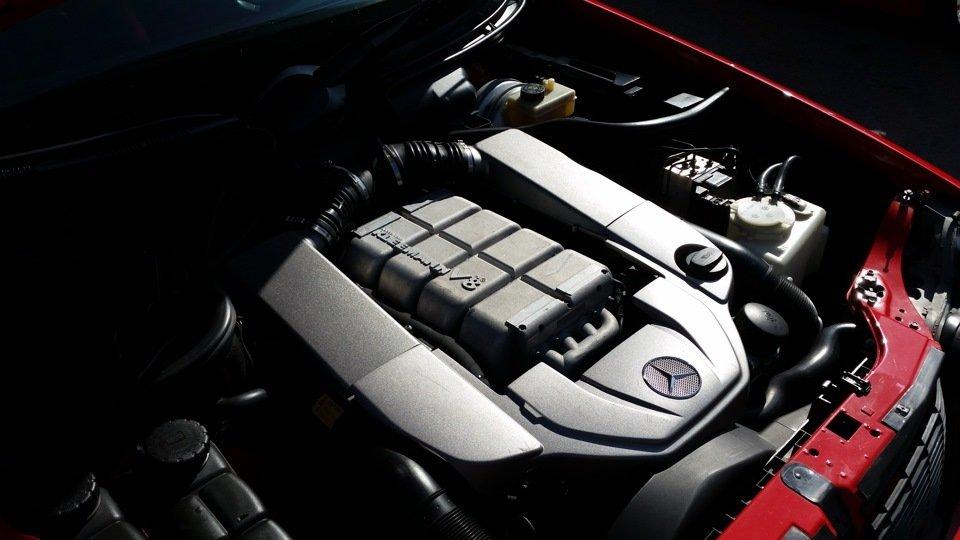Mercedes-Benz W210 Е55K Kleemann (54)