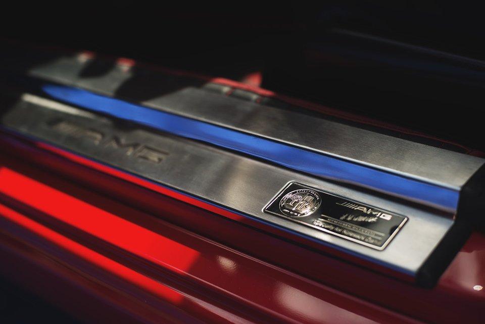 Mercedes-Benz W210 Е55K Kleemann (66)