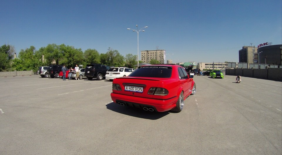 Mercedes-Benz W210 Е55K Kleemann (72)