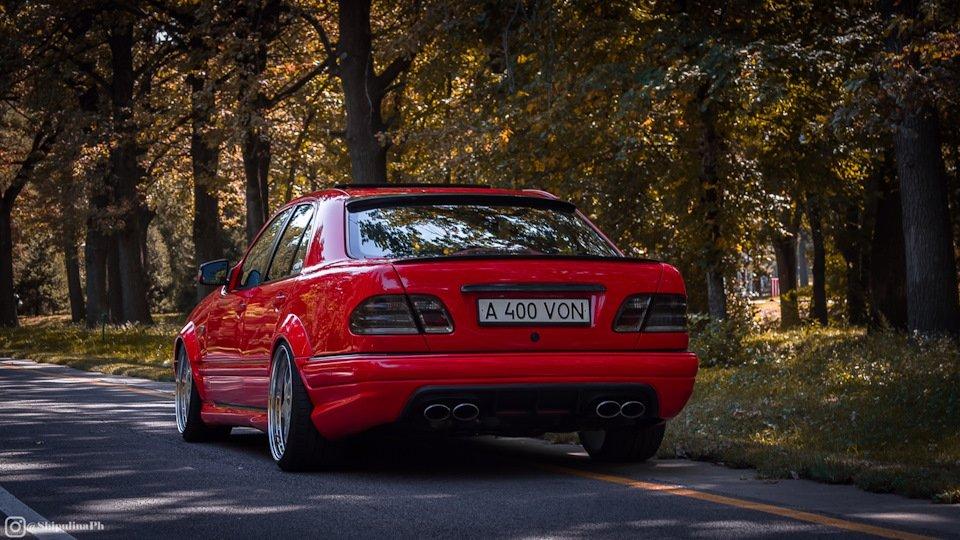 Mercedes-Benz W210 Е55K Kleemann (73)