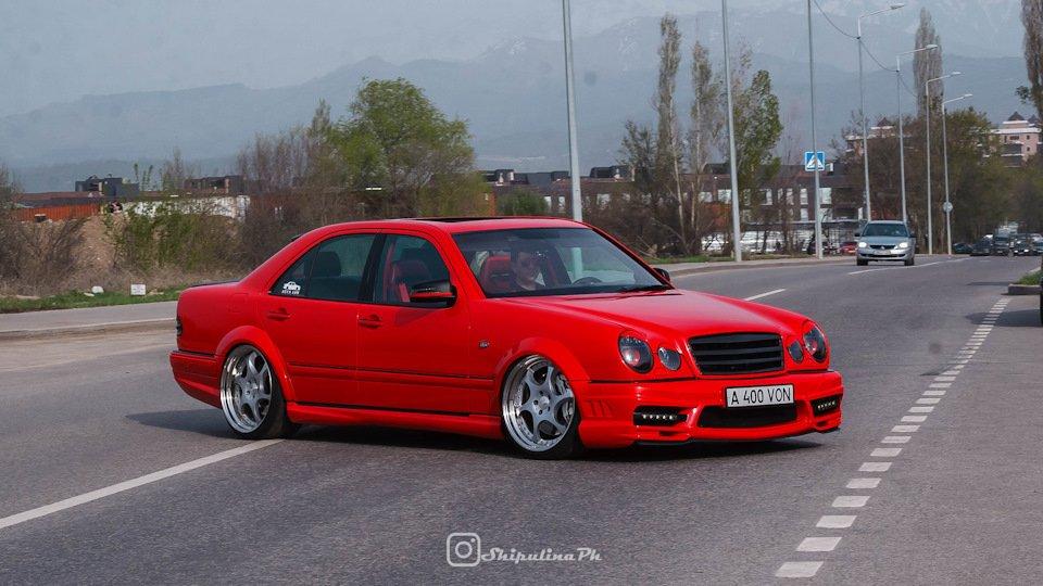 Mercedes-Benz W210 Е55K Kleemann (74)