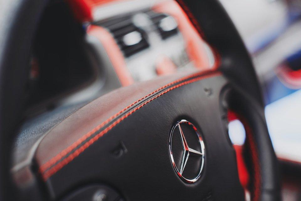 Mercedes-Benz W210 Е55K Kleemann (79)