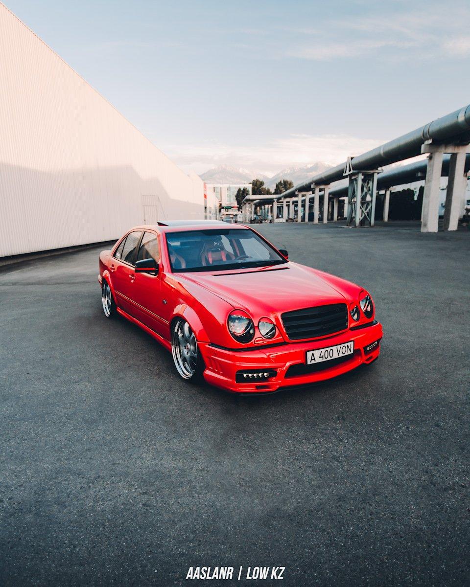 Mercedes-Benz W210 Е55K Kleemann (7)