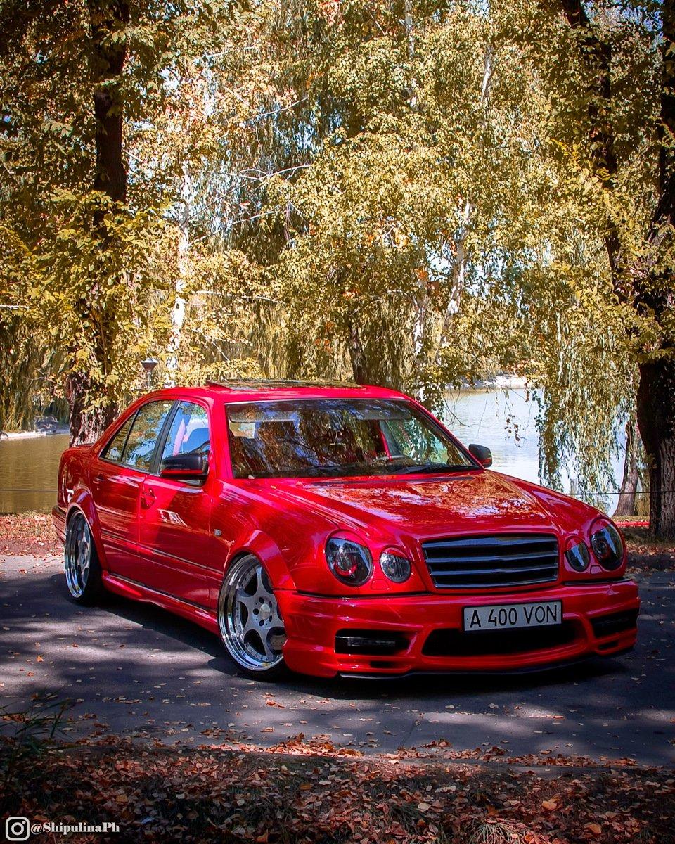 Mercedes-Benz W210 Е55K Kleemann (85)