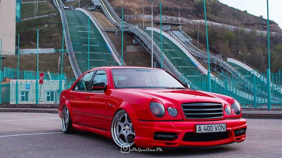 Mercedes-Benz W210 Е55K Kleemann (88)