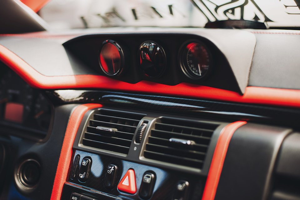 Mercedes-Benz W210 Е55K Kleemann (92)